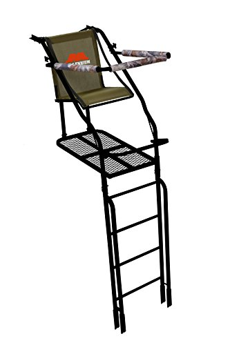 Millennium Treestands L110 Ladder Stand, 21 ft.