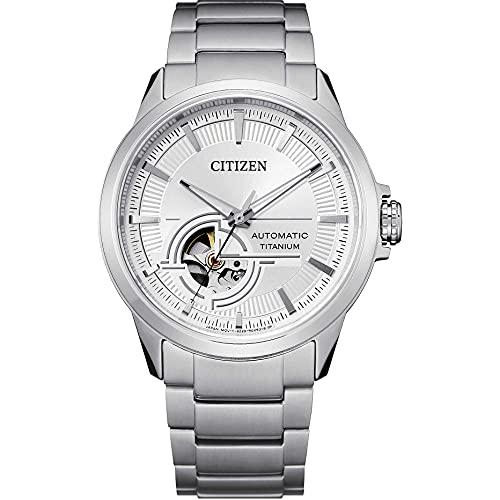 Citizen NH9120-88A - Reloj mecánico para hombre