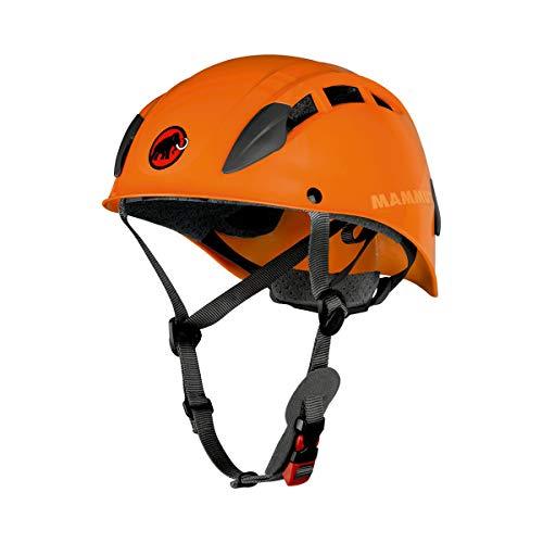 Mammut Skywalker 2 Helm, Orange, Unisex Erwachsene, Orange, Einheitsgröße