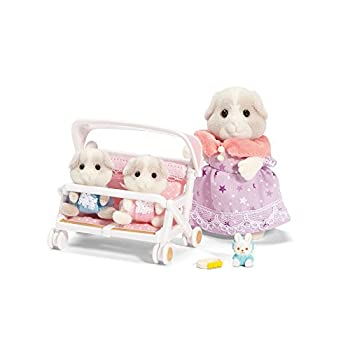 Calico Critters Patty & Paden s Double Stroller