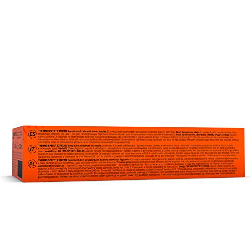 Olimp Thermo Speed Extreme Mega Caps 120 Kapseln, 1er Pack (1 x 146,4 g) - 6