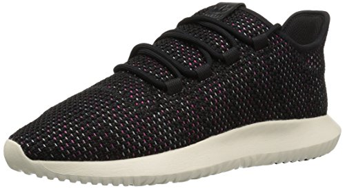 Adidas Originals Tubular Shadow Ck - Scarpe da corsa da donna, nero (nero/bianco gesso/rosa shock.), 42 EU