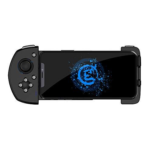 GameSir G6s Bluetooth ゲームパッド(振動) PUBGモバイル/フォートナイト/Identity V/CODモバイル IOS対応 iPHONEコントローラー AppStore公式ゲーム対応【国内正規品/一年間保証/日本語説明書/日本語版アプリ】