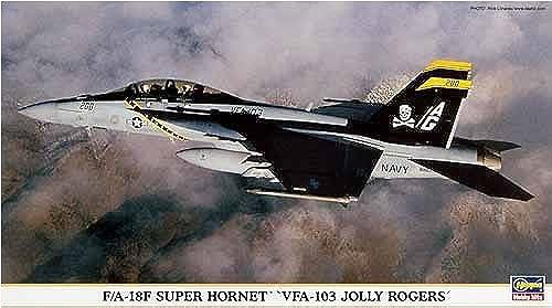 1 72 F A-18Fスーパーホーネット VFA-103ジョリーロジャース