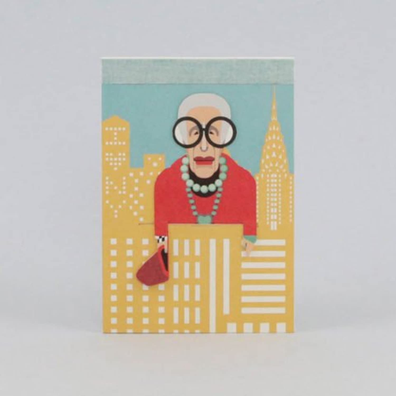 Noodoll Iris Artist Pocket Sketchbook B073XLQNCK | Kaufen Sie Sie Sie beruhigt und glücklich spielen  92b0ec
