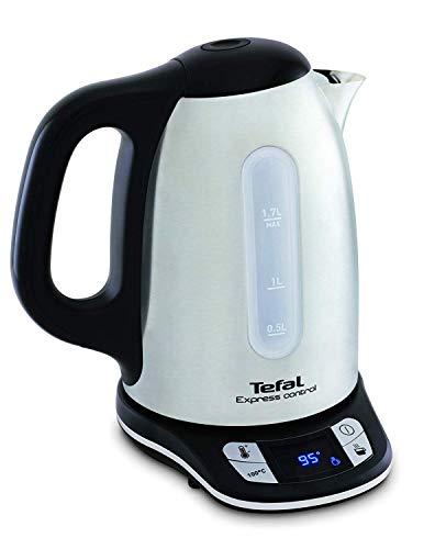 Tefal KI240D10 / KI240D Wasserkocher, Edelstahl, 1.7 liters, Metallic