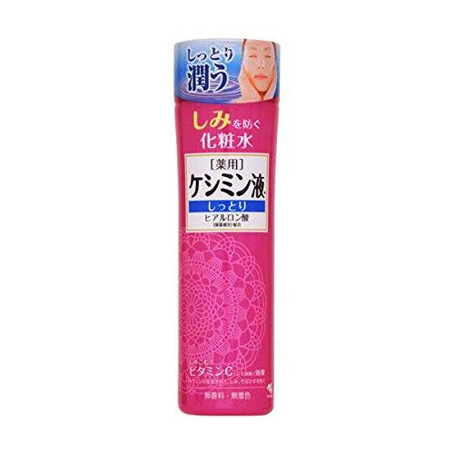 Kobayashi Pharmaceutical Keshimin Stain Freckles Skin Lotion - 160ml - Moist (Green Tea Set)