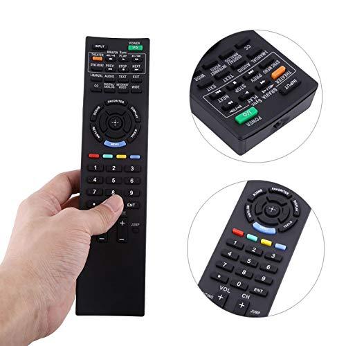 minifinker Reemplazo de TV TV Remote Control Universal, para Sony RM-YD033, para Sony RM-YD038