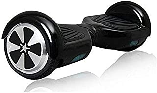 F-Speed Smart Two Wheel Self Balancing Electric Scooter [BLACK]