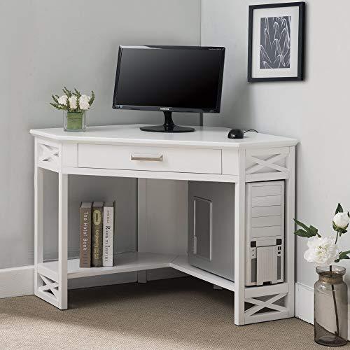 wood corner desk - 9