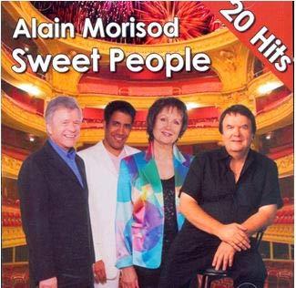 ALAIN MORISOD SWEET PEOPLE 20 HITS