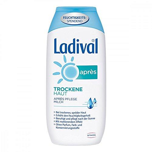 Ladival trockene Haut Apres Pflege Milch, 200 ml