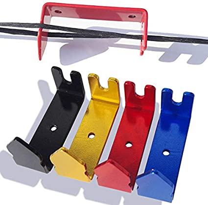 Archery Peep Sight Installer Bow String Separator Tool with 120 Yards Bowstring