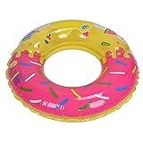 Alvinlite La Piscina Inflable Flota los Anillos de los Tubos de la Nadada, Juguetes de la natación de la Playa para los niños pequeños de los Adultos de los niños