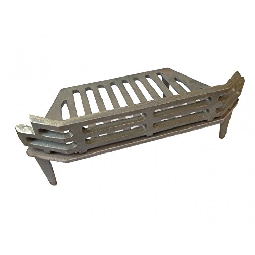 """Victorian/WW Fire Grate for 16"""" Open Fireplace"""