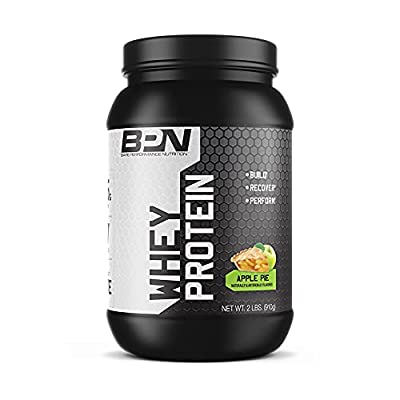 Bare Performance Nutrition   Whey Protein Powder   25G of Protein, Excellent Taste & Low Carbohydrates