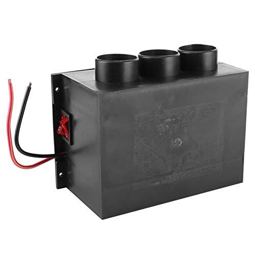 Calentador de coche desempañador, calefactor de coche de 12 V, calentador de coche de 600 W, accesorios interiores de coche, calentador de parabrisas, desempañador, eliminación de niebla,