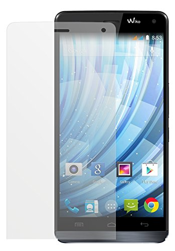 dipos I 6X Schutzfolie matt kompatibel mit Wiko Getaway Folie Bildschirmschutzfolie