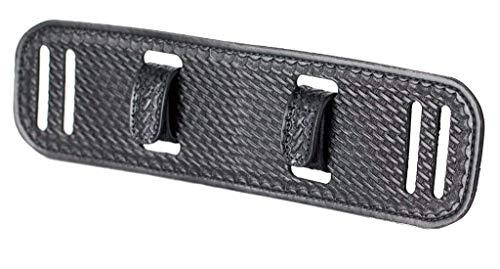 BackUpBrace Duty Belt Back Support (Basket Weave...