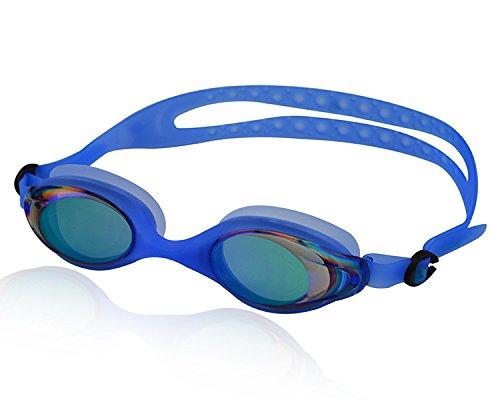 jsauwi Zwembril Zwembril Volwassen Bril waterdicht zwembril plat licht