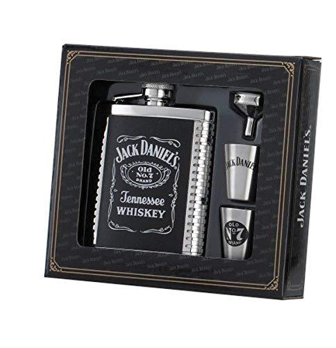 Jack Daniel's Juego de regalo con ánfora de 177.4 ml (6) /tragos/embudo
