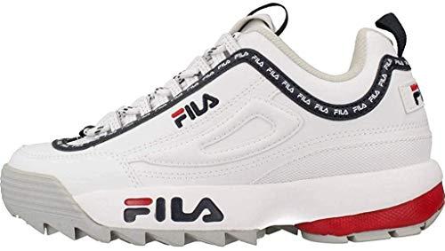 Fila 1010302 - Zapatillas Mujer Color Blanco Talla: 37M