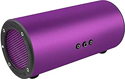 MINIRIG Subwoofer Portable Rechargeable Bass Speaker - 80 Hour Battery - Purple from Pasce Ltd