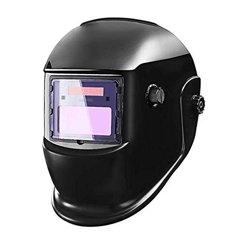 Careta soldar automatica Profesional Ajustable automáticamente Solar Máscara de energía de luz...