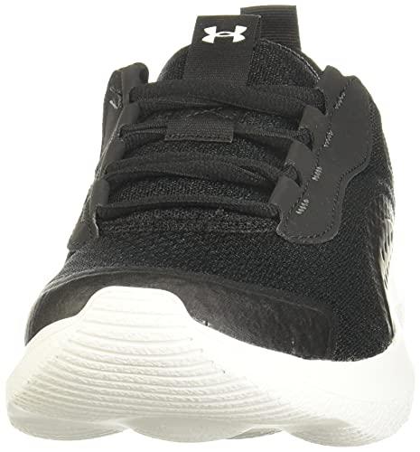 Under Armour 3023639-003_45,5, Zapatillas de Running Hombre, Negro, 45.5 EU