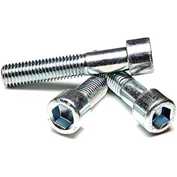 - DIN 912 - Teilgewinde ISO 4762 aus rostfreiem Edelstahl A2 V2A 10 St/ück Zylinderschrauben mit Innensechskant Zylinderkopfschrauben M10x110 - SC912