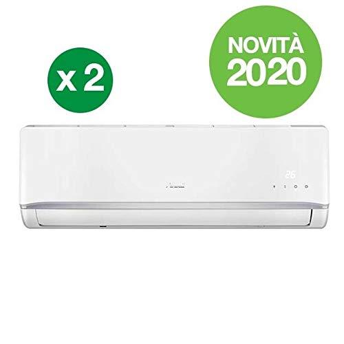Klimagerät A++ DC Inverter DUAL 12000 btu Airwell - Neuheit 2019