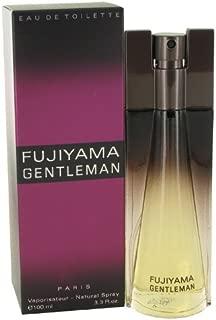 Fujiyama Gentleman by Succes de Paris Eau De Toilette Spray 3.4 oz