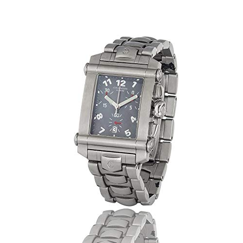 060CXL-0 Watch PHILIPPE CHARRIOL Stainless Steel Blue Silver Man