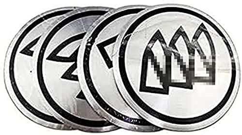 Tapas De Cubo De Rueda De 4 Piezas, Tapas De Centro De Cubo Con Pegatinas Con Logotipo, Accesorios De Coche, Para Buick Encore 56mm