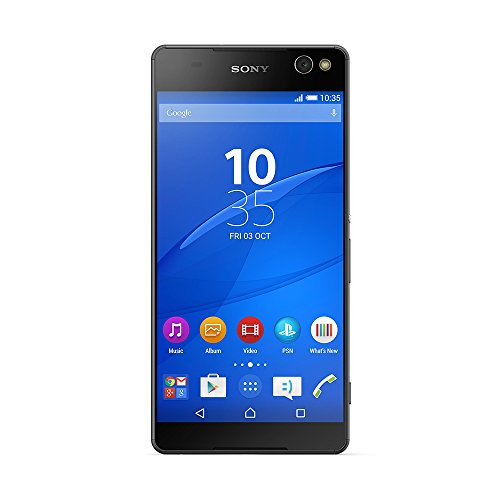 Sony Xperia C5 Ultra Smartphone 4G, entsperrt, Display: 6 Zoll / 12,7 cm, 16 GB, 2-Fach Nano, Android 5.0 Lollipop