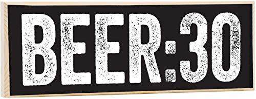 Ced454sy houten cadeau bier 30 houten bord