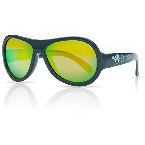 SHADEZ Baby Jungen Shz 41 Sonnenbrille, Blau (Navy), X-Small (Herstellergröße: 0-3 Jahre)