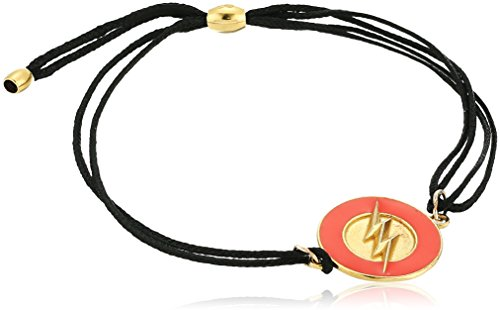 Alex and Ani Kindred Cord, Justice League The Flash Charm Bracelet