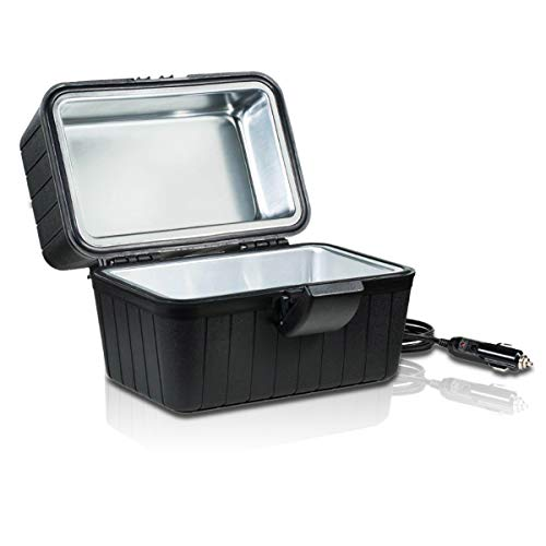 Zone Tech Heating Lunch Box - Premium Quality Electric Insulated Lunch Box Food Warmer Perfect for Picnics, Travelling, and On-site Lunch Break