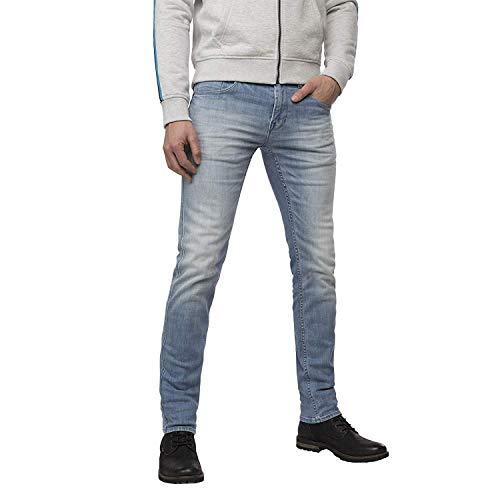 PME Legend Herren Hell ausgewaschene Jeans Größe 3534 Blau (blau)