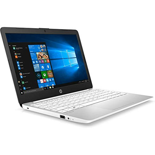 HP Stream 11-ak0502sa 11.6' Laptop Intel Celeron N4000 2GB RAM 32GB eMMC Diamond White Windows 10 S - 5AT59EA#ABU