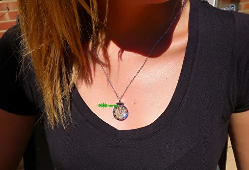 Scalar Halskette mit Anhänger, Bioenergie, magnetisch, TY789