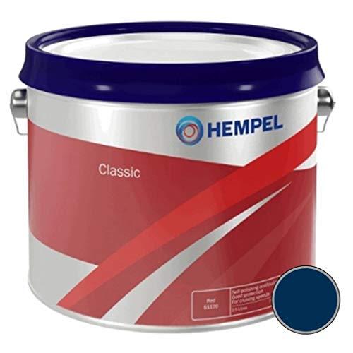 Hempel Classic Antifoul 2.5L: True Blue