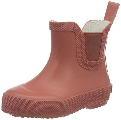 Celavi Mittens solid Rain Boot, Redwood, 22 EU
