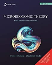 Best microeconomic theory basic principles and extensions 12th edition Reviews