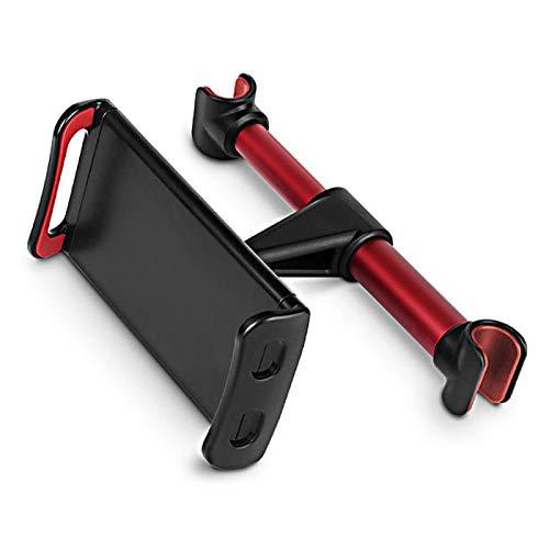 Socobeta Accesorio del vehículo del soporte del teléfono del coche para el coche (rojo)