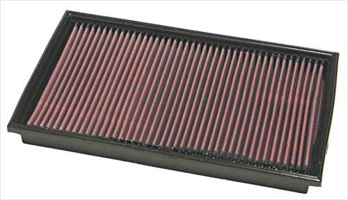 K&N 33-2184 Motorluftfilter: Hochleistung, Prämie, Abwaschbar, Ersatzfilter, Erhöhte Leistung, 1999-2003 Kompressor, E200, E280, E320, E430, E240