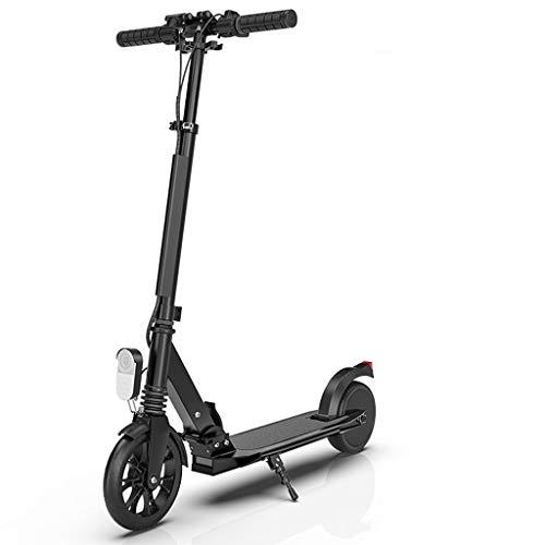 Patinete Adultos, Dos Ruedas Scooter eléctrico Adecuado for Adolescentes, niños y niñas,...