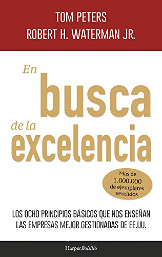 En busca de la excelencia (HARPER BOLSILLO)