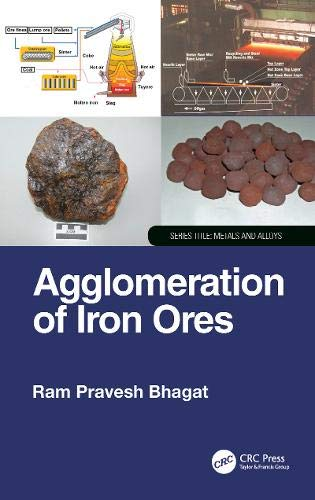 Agglomeration of Iron Ores (Metals and Alloys)